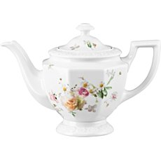 Rosenthal Selection Maria Pink Rose teapot