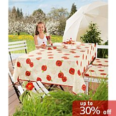 Erwin Müller wipe-clean tablecloth