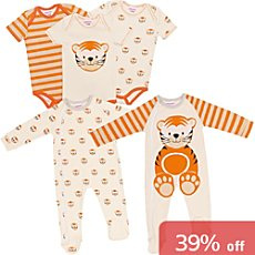 Baby Butt 5-pc clothing set