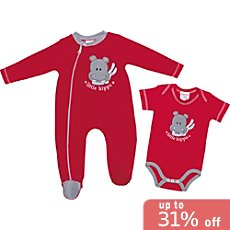 Baby Butt 2-pc clothing set