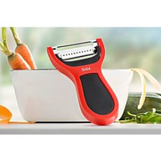 Silit vegetable peeler, 2-parts