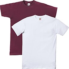 Pack of 2 Fruit of the Loom T-shirts