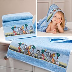 Dyckhoff hooded bath towel