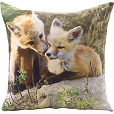 Erwin Müller cushion cover, fox