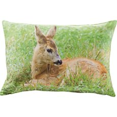Erwin Müller cushion cover, deer