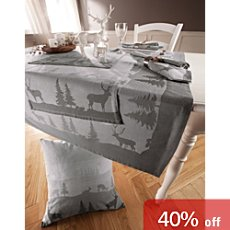 Erwin Müller jacquard tablecloth