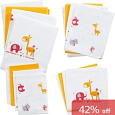 Baby Butt 16-pc baby care fabric set