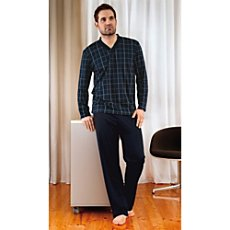 Jado interlock-jersey pyjamas
