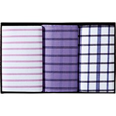 Pack of 3 women´s handkerchiefs