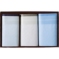 Pack of 3 men´s handkerchiefs