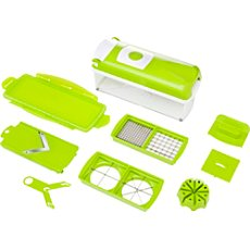 Genuis multifunctional chopper, Nicer Dicer Plus, 10-parts