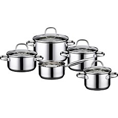 ELO  cooking pot set, 9-parts