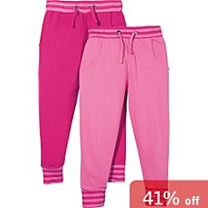 Pack of 2 Kinderbutt jogging pants