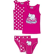 Kinderbutt underwear set, 4 parts