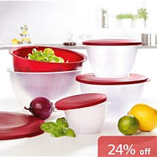 Pack of 9 Westmark bowls set,