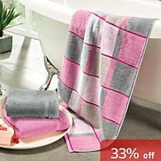 Erwin Müller 3-pc terry towel set