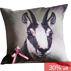 Pichler cushion cover, goat