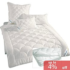 Erwin Müller 2-pc bedding set , 4-seasons duvet