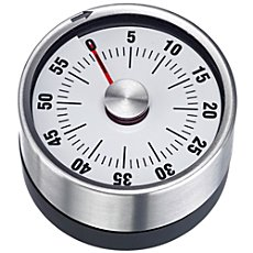 Westmark mechanical kitchen timer Futura with magnet base