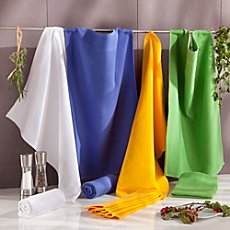 Pack of 2 kitchen towels