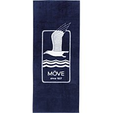 Möve beach towel