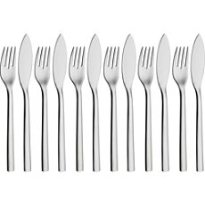 WMF  12-pc fish cutlery