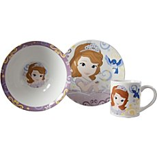 P:OS 3-pc breakfast set,