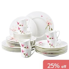 Rosenthal  30-pc tableware set