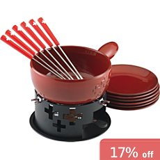 Kuhn Rikon fondue set, 15-parts