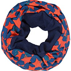 Twister by Lässig scarf with fleece