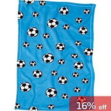 Playshoes fleece blanket