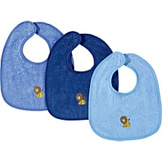 Pack of 3 Kinderbutt bibs