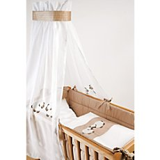 Baby Butt cradle bedding set, 4-parts