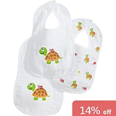 Pack of 3 Baby Butt bibs