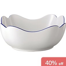 Hutschenreuther  square shaped bowl