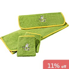 Kinderbutt  4-pc towel set