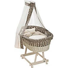 Moses basket set, Birthe