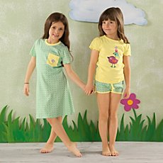 Kinderbutt  2-pk nightshirts