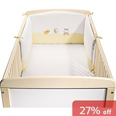 Easy Baby bed bumper