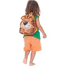 Okiedog  backpack, tiger