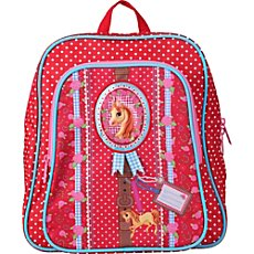Okiedog  backpack, pony