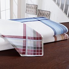 3-pk men´s handkerchiefs