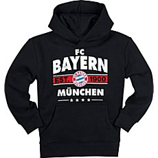 FC Bayern hooded sweater