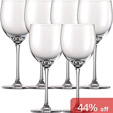 Rosenthal  6-pk water glasses
