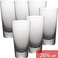 Rosenthal  6-pk juice glasses