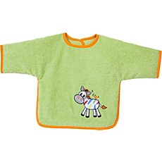Kinderbutt  bib with sleeves