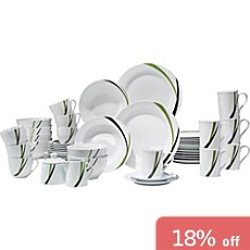 Gepolana 46-pc table ware set