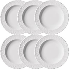 6-pk soup dishes
