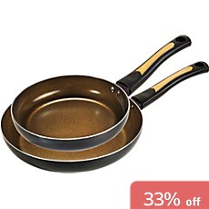 Stoneline  2-pc frying pan set