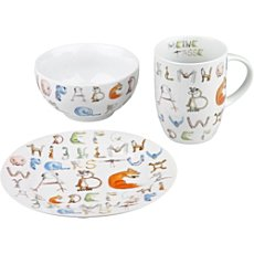 Könitz 3-pc breakfast set for kids